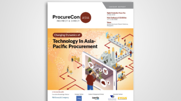 2nd Report - ProcureCon Asia 2018