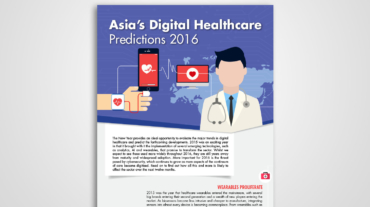 Asia's Digital Healthcare Predictions 2016