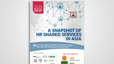 HR Shared services Asia 2016