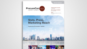 ProcureCon Asia 2019 Stats, Press, Marketing Reach